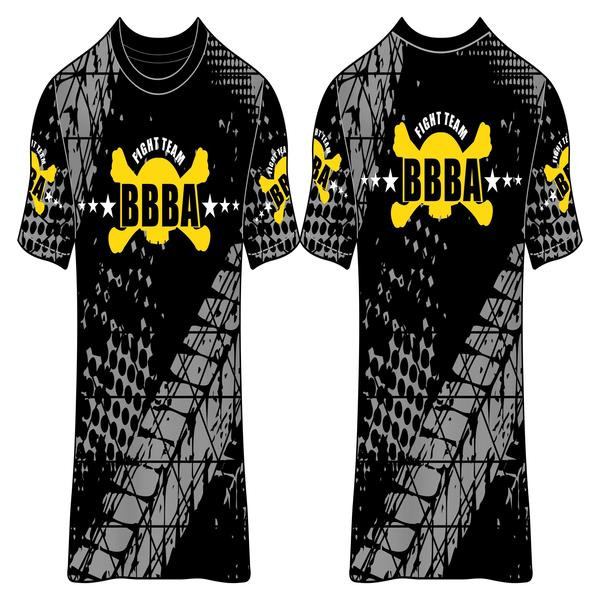 NEW PRO LIMITED EDITION BBBA TEAM T-SHIRT